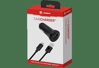 SNAKEBYTE Car:Charger, Nintendo Switch KFZ Ladekabel, Schwarz