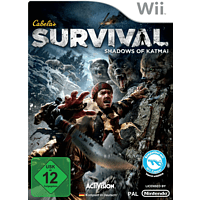 Cabela's Survival: Shadows of Katmai [Nintendo Wii]