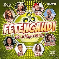 VARIOUS - Fetengaudi-Die Schlagerparty [CD]