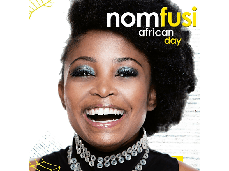 Nomfusi - African Day [CD]