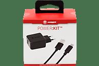 SNAKEBYTE Power:Kit™ Netzteil & Ladekabel - Switch Tablet kompatibel, Schwarz