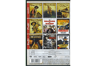 Django: Hero without Chains DVD