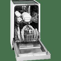 EXQUISIT EGSP 6025 INOX  Geschirrspüler (unterbaufähig, 450 mm breit, 47 dB (A), A++)