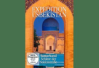 Expedition Usbekistan - Samarkand - Schätze der Seidenstraße DVD