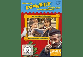 Wenn's Donnert, Blüht Der Gummibaum DVD