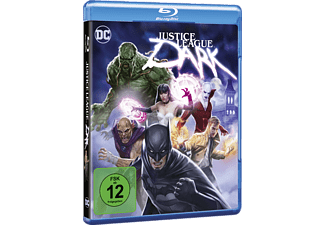 Justice League Dark Blu-ray