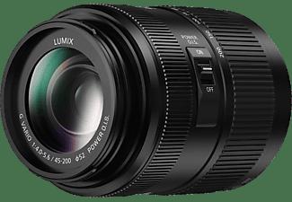 PANASONIC H-FSA45200 Lumix G 45 mm - 200 mm f/4-5.6 OIS (Objektiv für Micro-Four-Thirds, Schwarz)