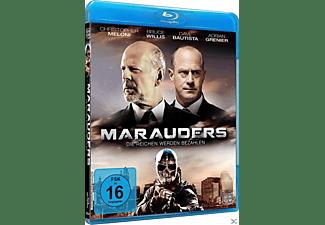 Marauders – Die Reichen werden bezahlen Blu-ray