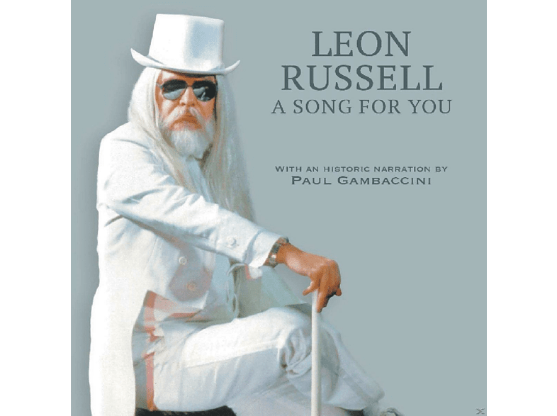 Leon Russell - A Song For You [CD]