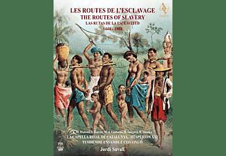 Jordi Savall - The Routes Of Slavery  (+DVD)  - (CD + DVD)