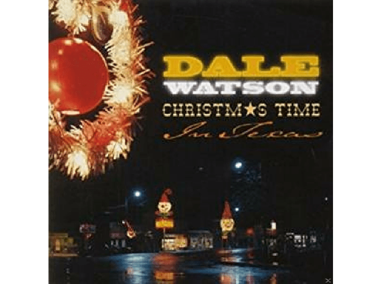 Dale Watson - Christmas Time In Texas [CD]