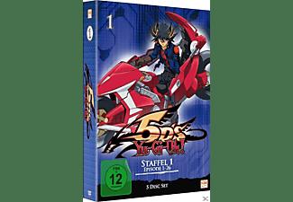 Yu-Gi-Oh! 5D's - Staffel 1 (Episode 1-26) DVD
