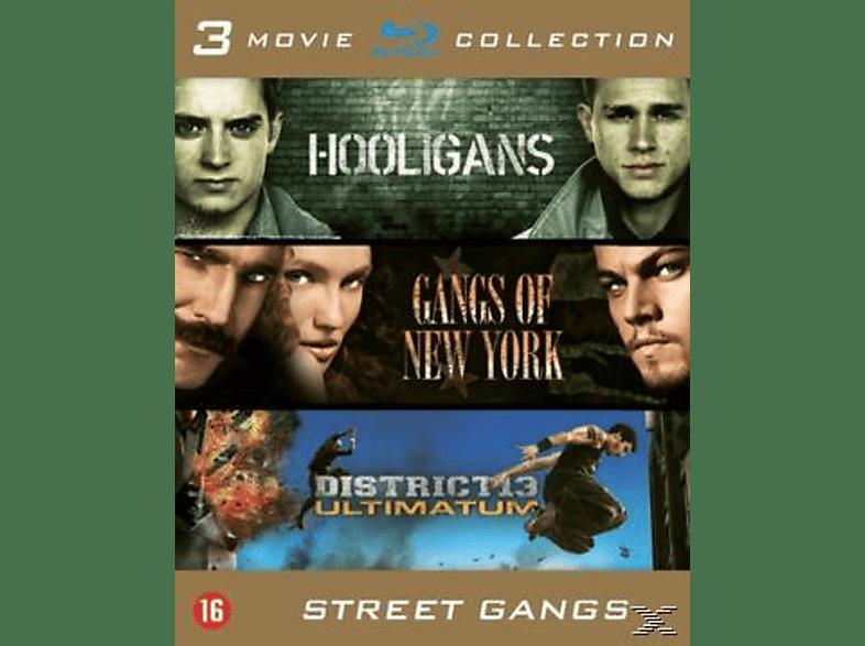 Hooligans - Gangs of New York - District 13: Ultimatum Blu-ray