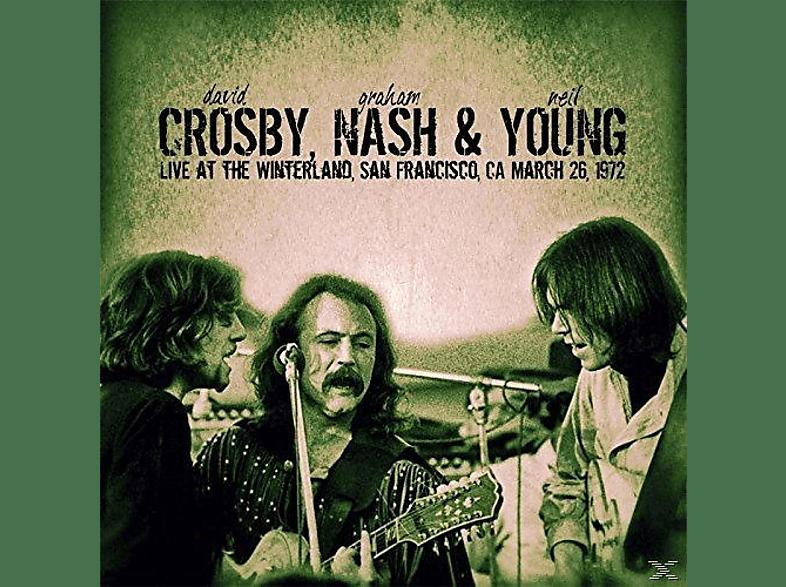 Nash & Young Crosby - Live At The Winterland,San Francisco [Vinyl]