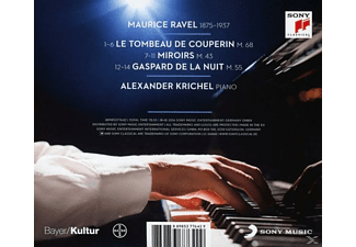 Alexander Krichel - Miroirs-Ravel Piano Works  - (CD)