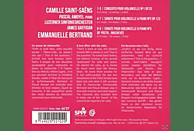 Emmanuelle Bertrand, Pascal Amoyel, Luzerner Sinfonieorchester, James Gaffigan - Cellokonzert 1/Sonaten 2 & 3 [CD]