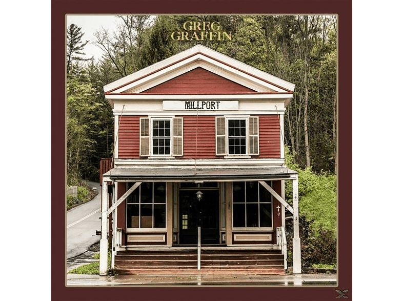Greg Graffin - Millport [LP + Download]