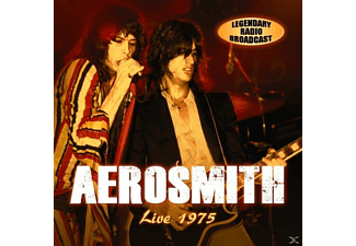 Aerosmith - Live 1975  - (CD)