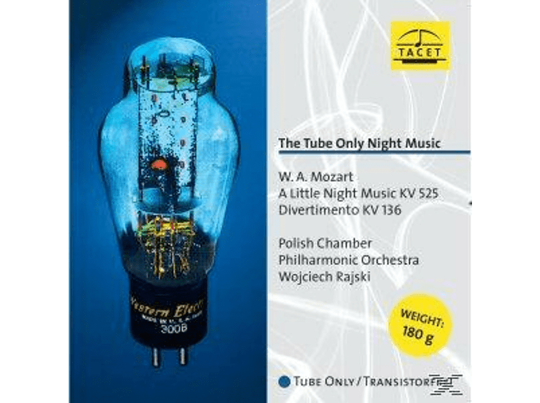 Polish Chamber Philharmonic Orchestra - A LITTLE NIGHT MUSIC, DIVERTIMENTO [Vinyl]