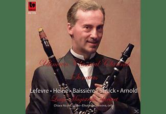 Luigi Magistrelli, Elisabetta Soresina, Nicola Chiara - Unbekannte klassische Klarinettensonaten  - (CD)