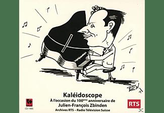 Julien-françois Zbinden - Kaleidoskop-Zbinden zum 100.Geburtstag  - (CD)