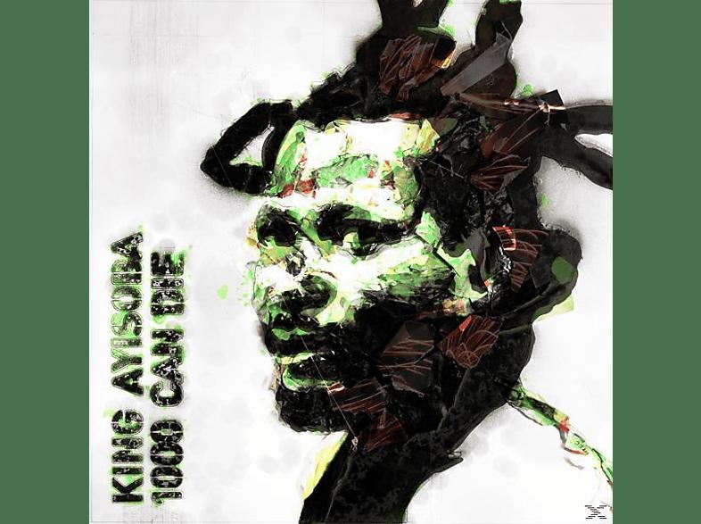King Ayisoba - 1000 Can Die [LP + Download]