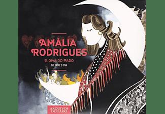 Amália Rodrigues - The Fado'S Diva  - (CD)