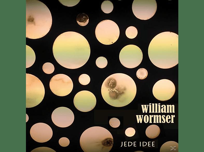 William Wormser - Jede Idee [CD]