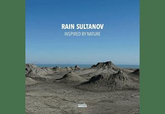 Rain Sultanov - Inspired by Nature-Seven Sounds of Azerbaijan  - (CD)