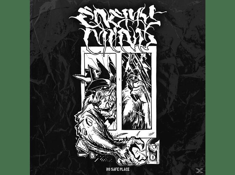 Enemy Mind - No Safe Place [CD]