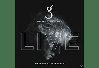 The Beauty Of Gemina - Minor Sun-Live In Zurich  - (CD)