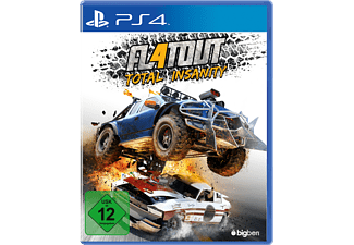 FlatOut 4: Total Insanity - [PlayStation 4]