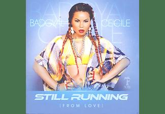 Ce'cile - Still Running  - (CD)