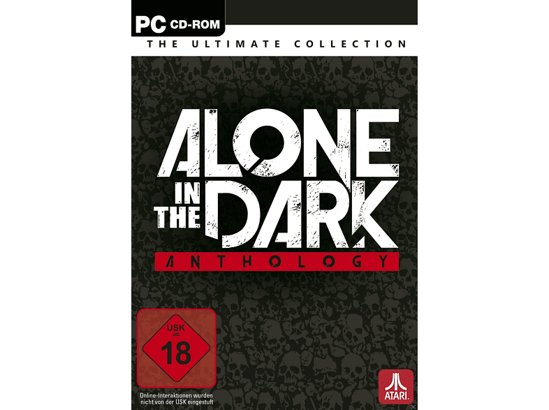 Alone in the Dark Anthology (The Ultimate Collection) [PC]