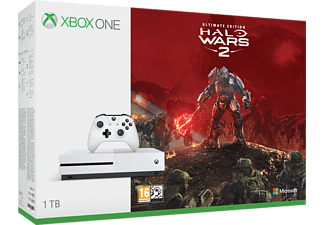 MICROSOFT Xbox One S 1TB Halo Wars Ultimate edition