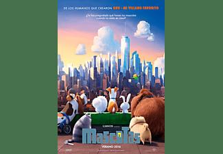 Mascotas - DVD