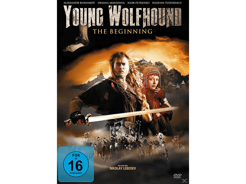 Young Wolfhound [DVD]