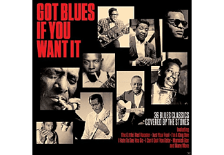 VARIOUS - Got Blues If You Want It  - (CD)
