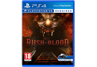 Until Dawn: Rush of Blood (PlayStation VR)