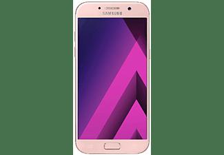 """Móvil - Samsung Galaxy A3 (2017), Rosa, 32 GB, 3 GB RAM, 5.2"""", Exynos 7880, 3000 mAh, Android"""