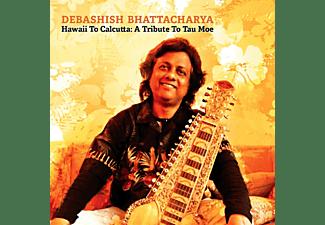 Debashish Bhattacharya - Hawaii To Calcutta: A Tribute To Tau  - (CD)