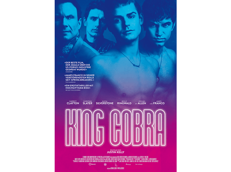 King Cobra [DVD]
