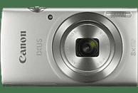 CANON IXUS 185 Digitalkamera Silber, 20.0 Megapixel, 8fach opt. Zoom, LCD (TFT)