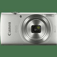 CANON Ixus 185 Digitalkamera Silber, 20 Megapixel, 8x opt. Zoom, LCD