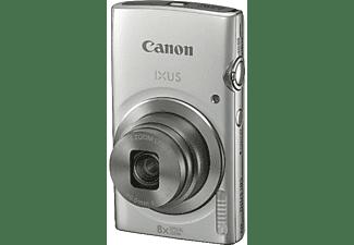 CANON IXUS 185 Digitalkamera Silber, 8fach opt. Zoom, LCD (TFT)