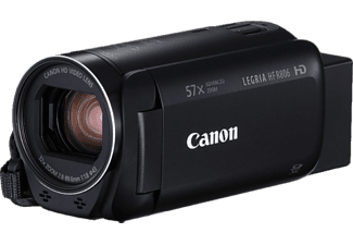 CANON Legria HF R806 Camcorder Full HD, 1/4,85-Zoll-Typ Full HD CMOS 3,28 Megapixel, 32 fachopt. Zoom