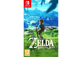 The Legend of Zelda: Breath of the Wild FR Switch