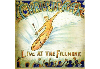 Chris Isaak - Live At The Fillmore - (CD)
