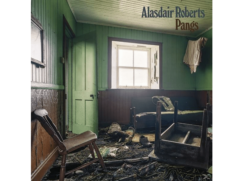 Alasdair Roberts - Pangs [CD]