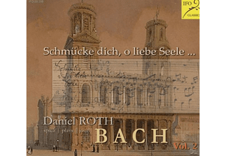 Roth Daniel - Schmücke dich,o liebe Seele  - (CD)